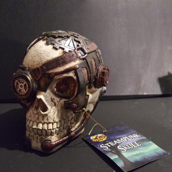 spirit halloween Other - Steampunk skull